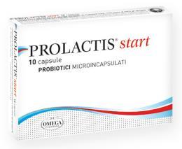 PROLACTIS START 10 CAPSULE
