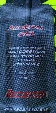 RACER MineralGel  Energia e idratazione  25 ml ARANCIA 5 bustine