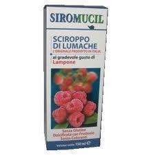 SIROMUCIL SCIROPPO DI LUMACHE GUSTO LAMPONE 150 ml