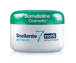 SOMATOLINE COSMETIC SNELLENTE 7 NOTTI ULTRA INTENSIVO GEL FRESCO 250 ml