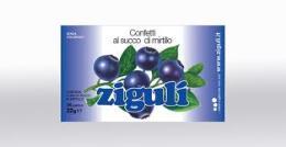 ZIGULI MIRTILLO 36 PALLINE DA 22g